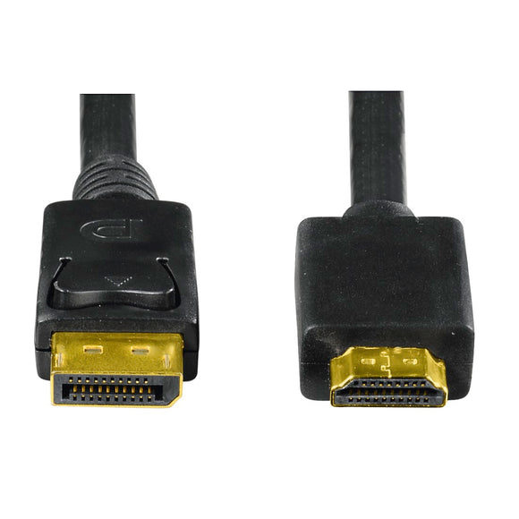 HAMA 122214 DISLY PORT ADAPTER HDMI CABLE ULTRA HD