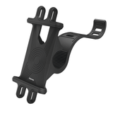 HAMA 183250 Universal Smartphone Bike Holder for Devices 6-8 cm Wide and 13-15 cm High