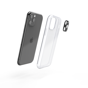 "Hama 187378 ""Crystal Clear"" cover for Apple iPhone 11 Pro, transparent"