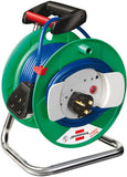 BRENNENSTUHL  1141743015 EXTN CABLE REEL  GREEN&RED