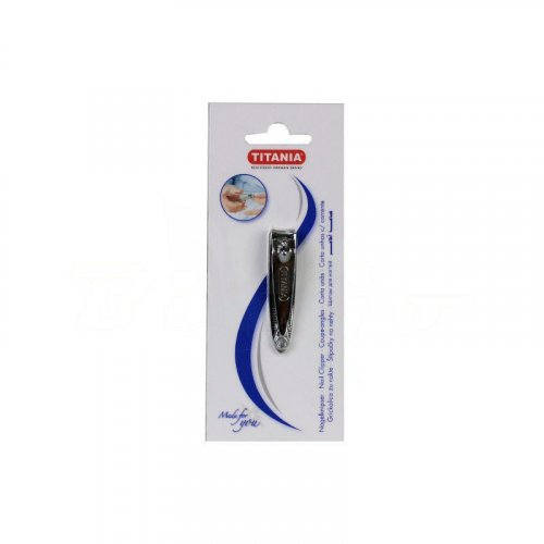 Titania 1052/1-Nail Cutter With File Small