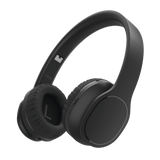 "HAMA 184027 Bluetooth® ""Touch"" headphones, on-ear, microphone, touch control, black"