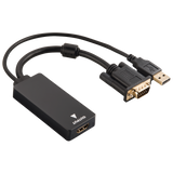 HAMA 54547 VGA+USB CONVERTER FOR HDMI™
