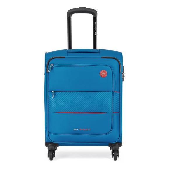 VIP CALIFORNIA Soft 4 wheel Soft Trolley Bag