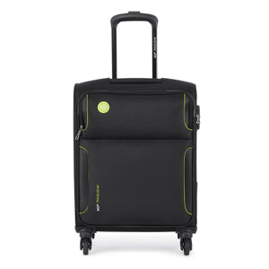 VIP CANADA 4 wheel Expandable Soft Trolley