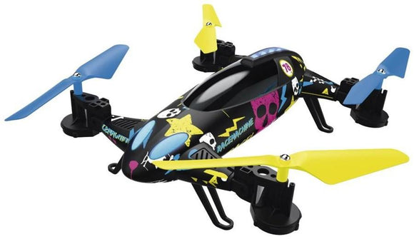 HAMA 126853 2IN1-QUADCOPTER/CAR RACEMACHINE
