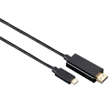 HAMA 135724 USB-C ADAPTER CABLE FOR HDMI™,ULTRA HD,1.80 m