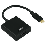 HAMA 135726 USB-C ADAPTER FOR HDMI™, ULTRA HD
