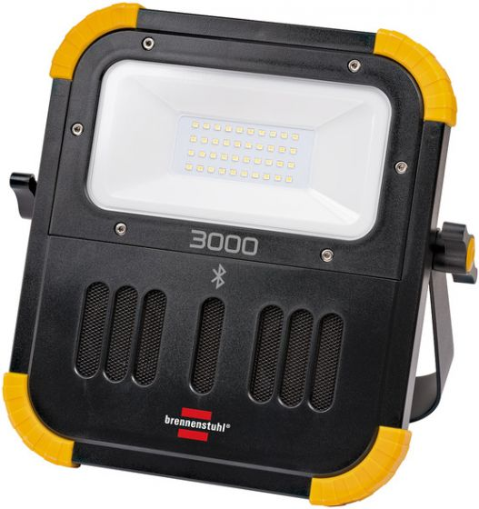 BRENNENSTUHL 11171253235 Mobile Rechargeable LED Floodlight