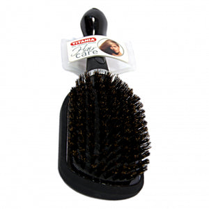 Titania 1390 Jumbo Cushion Brush 9 Rows-Black