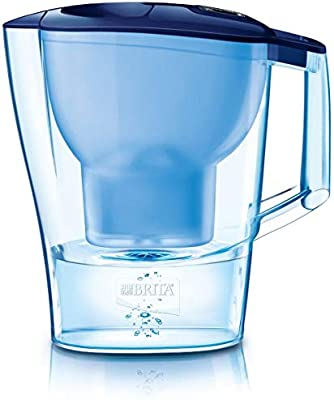 BRITA 1008944 ALUNA BLUE WATER FILTER JUG XL 3.5L