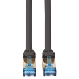 HAMA 45053 CAT-6-NETWORK CABLE PIMF, G-P, 2 SHIELDED, 3M