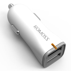 ROMOSS RANGER17 DUAL PORT CAR CHARGER