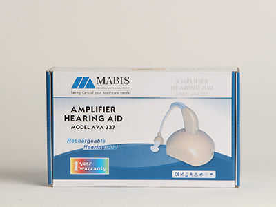 Mabis Ava337 Rechargable Hearing Aid
