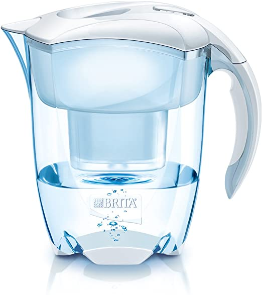 BRITA 1000822 ELEMARIS WHITE WATER FILTER JUG XL 3.5L