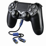 "HAMA 54477 ""SUPER SOFT"" AUDIO ADAPTER FOR PS4"