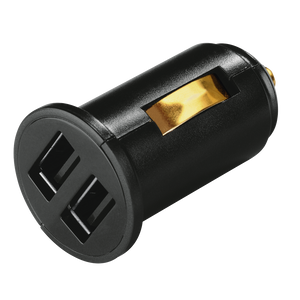 HAMA U6014138 DUAL USB VEHICLE CHARGER