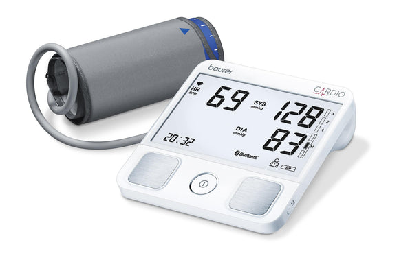 BEURER BM93 BP Monitor with ECG Function 23-43cm