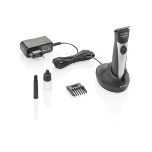 Moser 1591-0167 Moser Trimmer ChroMini Cordless White UK Pin