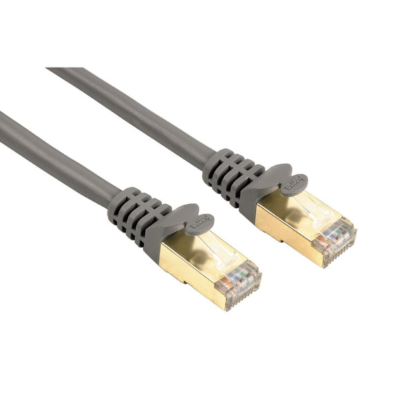 Hama D3041898 Patch Cable Cat5E 10M