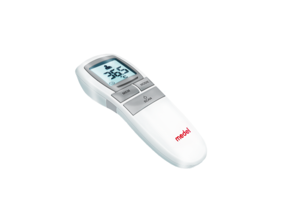 MEDEL 95127 NO CONTACT FOREHEAD THERMOMETER