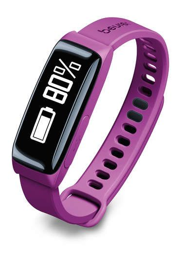 Beurer AS81 Activity Sensor Pink / Turquois