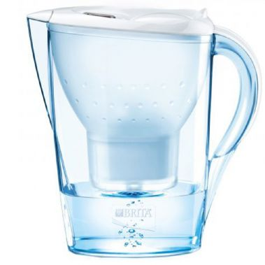 BRITA 100289 MARELLA WHITE WATER FILTER JUG 2.4L