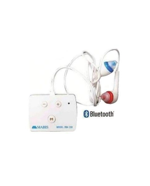 Mabis DBA200 Bluetooth Hearing Aid
