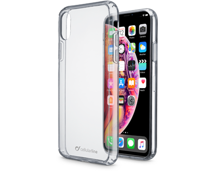 Cellularline CASE BUMPER IPH X BLACK