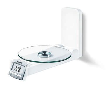 BEURER KS52 Kitchen Scale with Timer