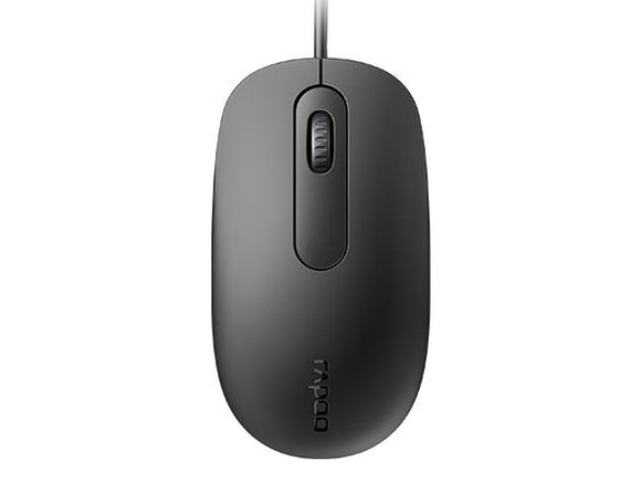 RAPOO 18548- N200 WIRED OPTICAL MOUSE