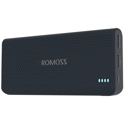 ROMOSS PHP15-404-02 QUICK CHARGE Power bank 15000mAh Black
