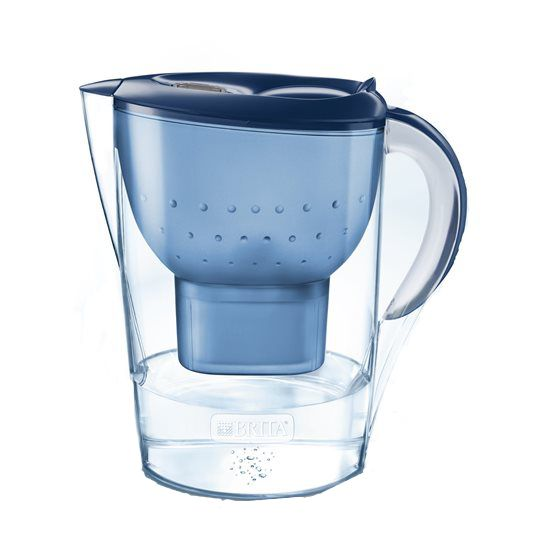 BRITA 100317 MARELLA BLUE WATER FILTER JUG XL 3.5L