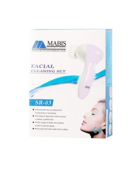 Mabis SR03 Facial Cleaning Set