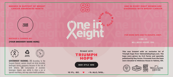 One in Eight Design 2