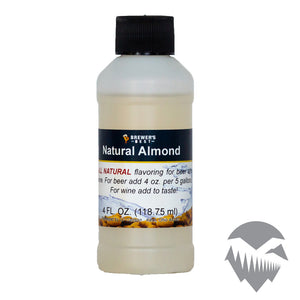 Almond Natural Extract - 4oz