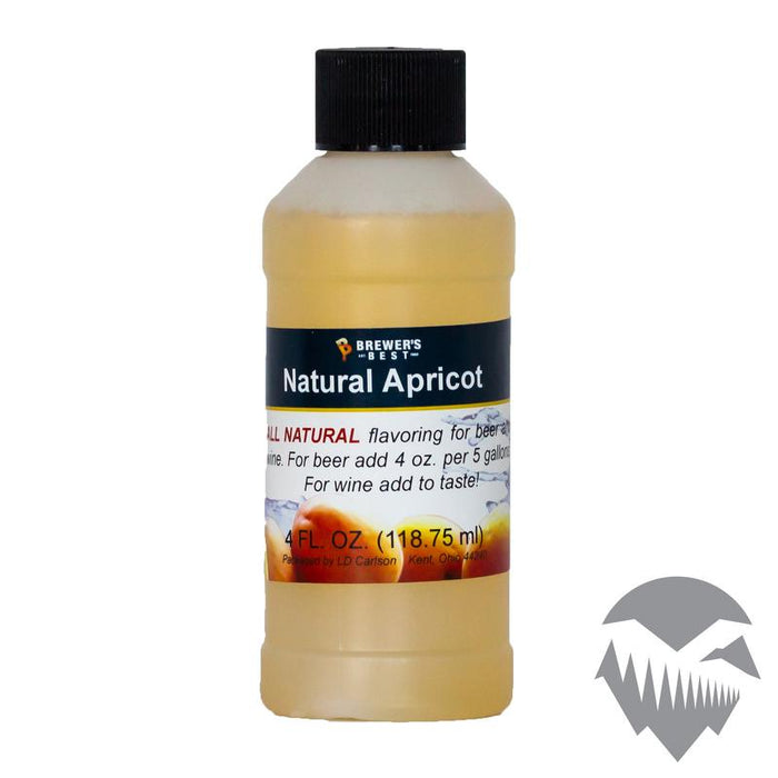 Apricot Natural Extract - 4oz