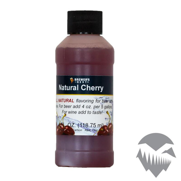Cherry Natural Extract - 4oz