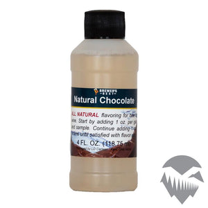 Chocolate Natural Extract - 4oz