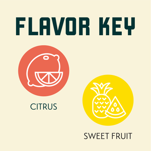 Galaxy Hop Flavor Key