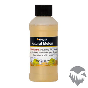 Melon Natural Extract - 4oz