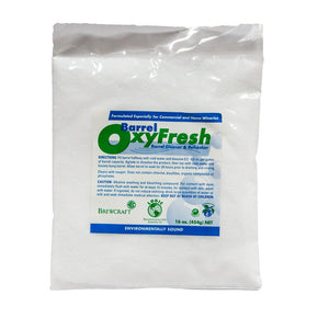 Eco Logic Barrel Oxyfresh Cleaner 16 oz