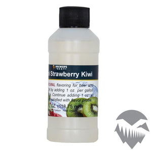 Strawberry Kiwi Natural Extract - 4oz