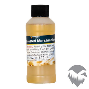 Toasted Marshmallow Natural Extract - 4oz