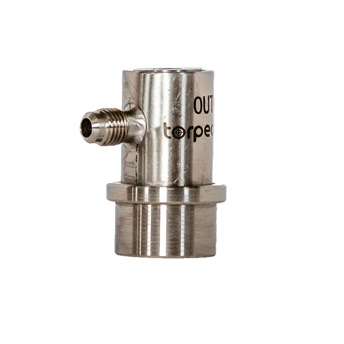 Torpedo Ball Lock, Stainless Steel