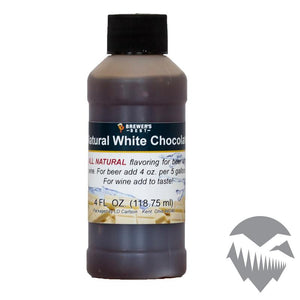 White Chocolate Natural Extract - 4oz