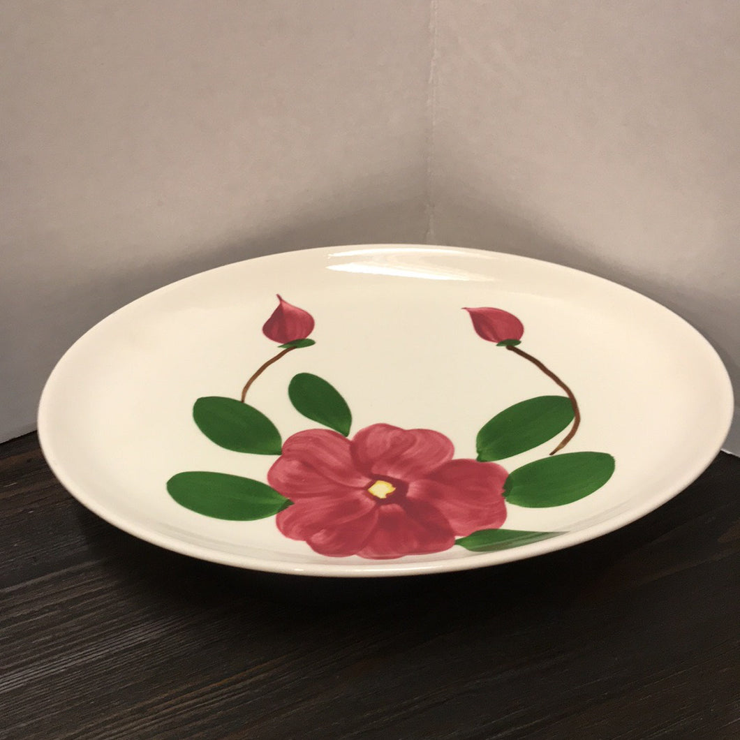 Vintage Stetson China Hand-Painted Platter