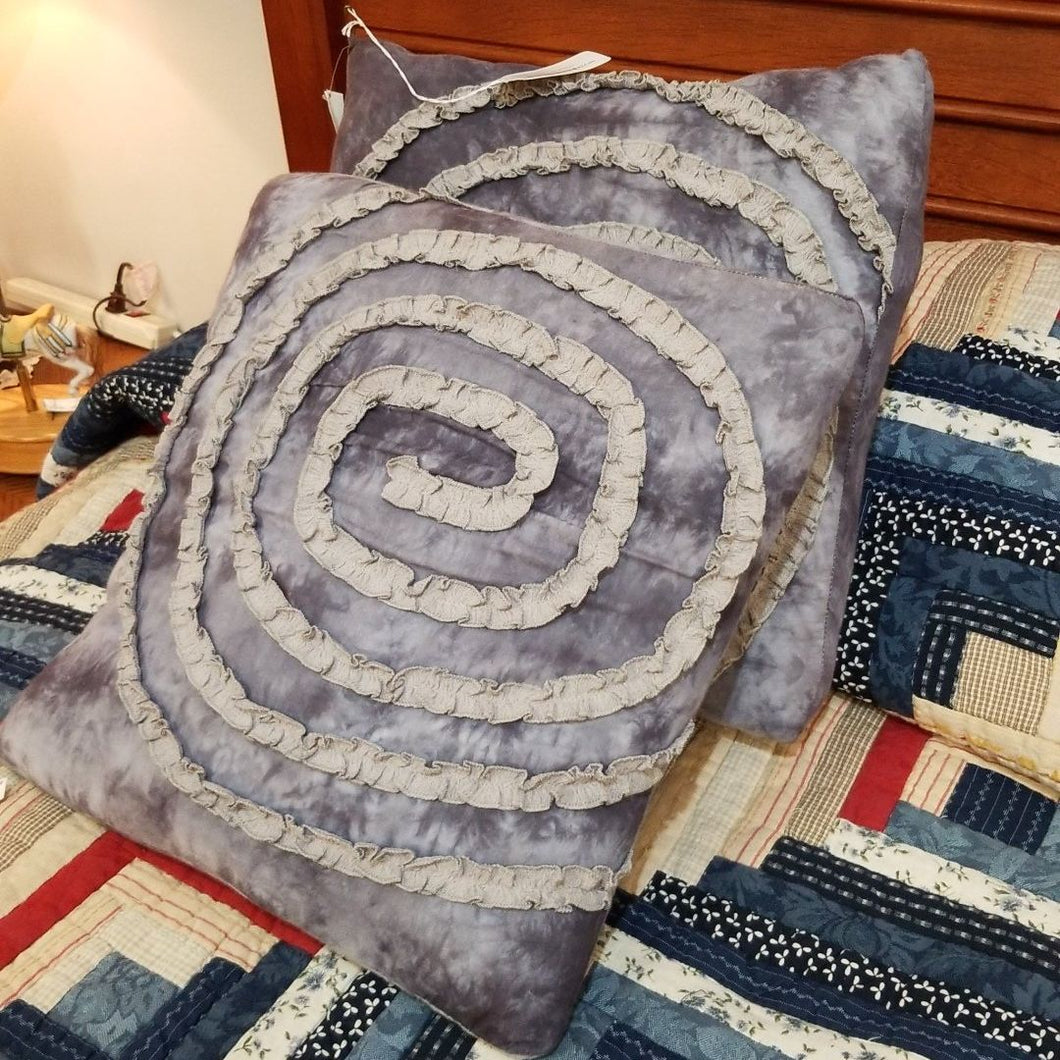 NEW - Tie-Dye Pillow