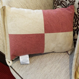 NEW Pillow - Checkered Flag - 31035