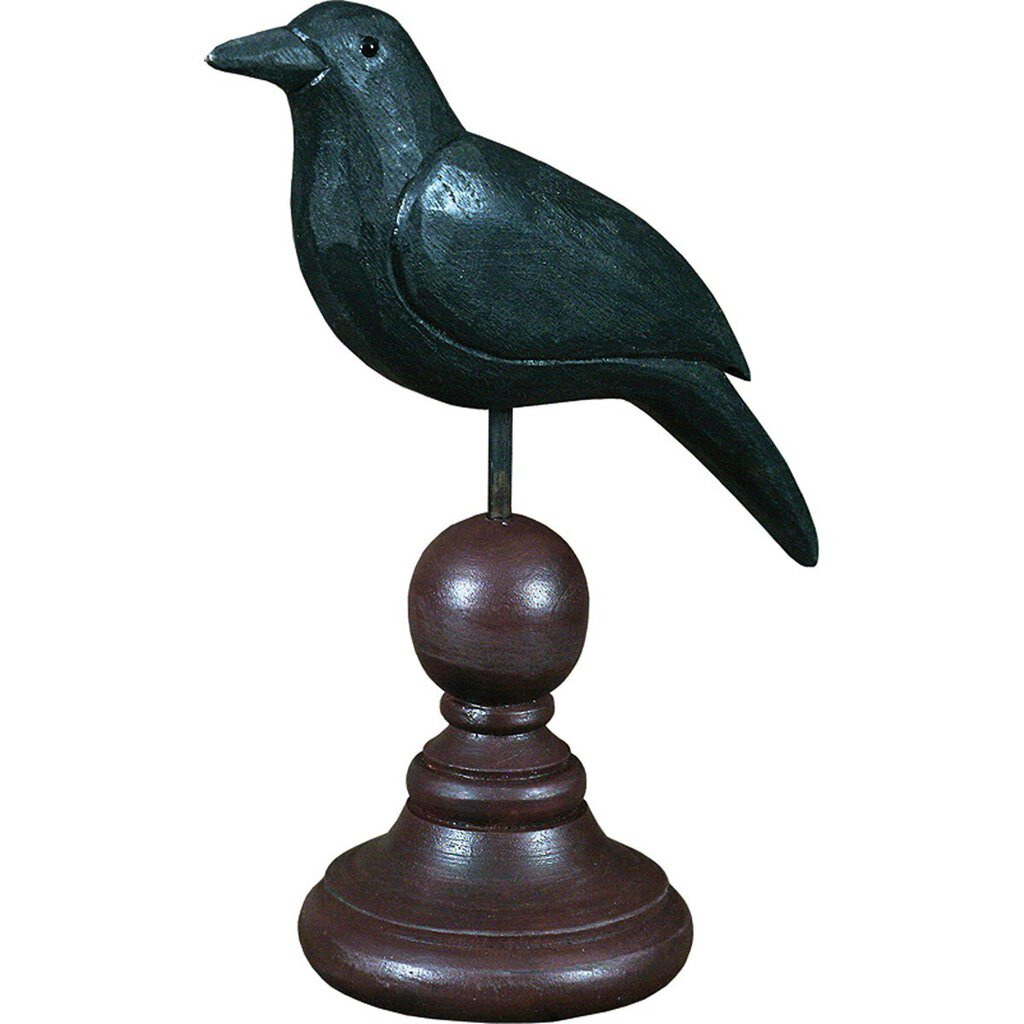 NEW Crow On Spindle - 9716